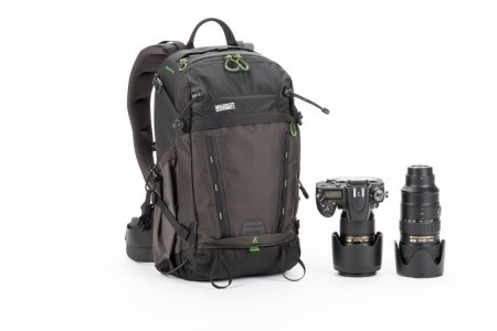 BackLight 18L Outdoor Photography Daypack Charcoal